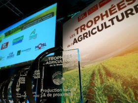 Trophies of Agriculture, the passion of the territories